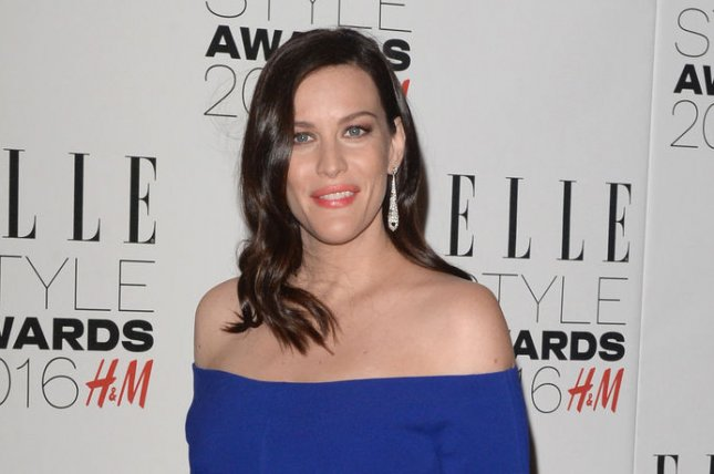 Liv Tyler attends the Elle Style Awards 2016 in London on February 23, 2016. Tyler has signed on to star in the BBC miniseries Gunpowder. File Photo by Paul Treadway/ UPI