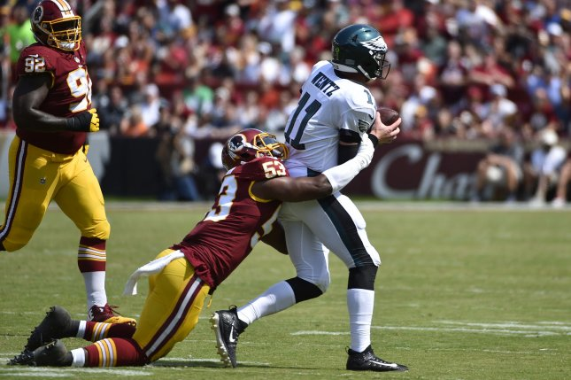 Redskins bag Brown with new contract