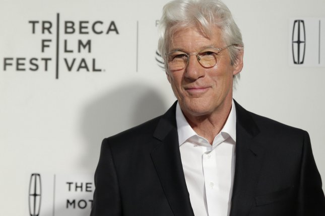 Richard Gere is to star in a BBC series called MotherFatherSon. File Photo by John Angelillo/UPI