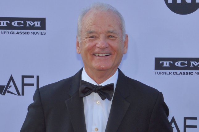 Bill Murray's zombie film The Dead Don't Die has received a summer release date. The film also stars Adam Driver and Selena Gomez, among others. File Photo by Jim Ruymen/UPI