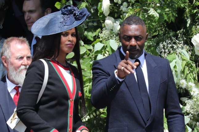 Actor Idris Elba married Sabrina Dhowre in Marrakesh Friday. File Photo by Hugo Philpott/UPI
