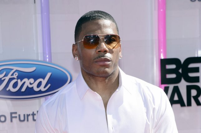 Musician Nelly attends the 14th annual BET Awards at Nokia Theatre L.A. Live in Los Angeles on June 29, 2014. Photo by Phil McCarten/UPI