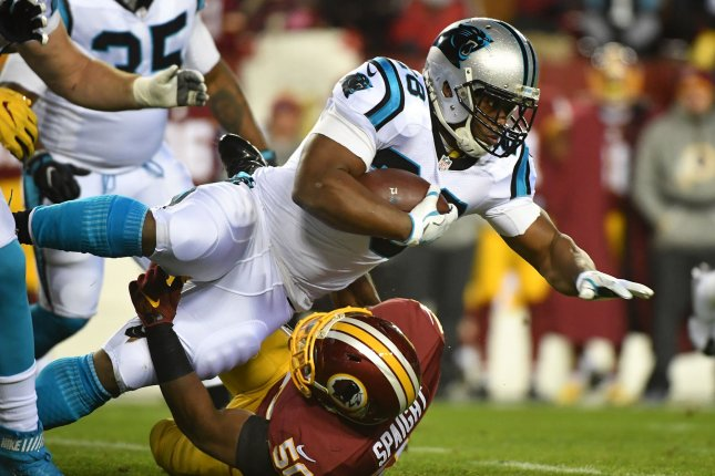 Panthers sign veteran running back Jonathan Stewart to one-year contract extension