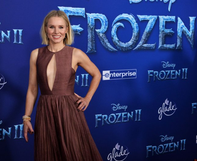 Kristen Bell is to play Marge's singing voice in the Season 33 premiere of The Simpsons. File Photo by Jim Ruymen/UPI