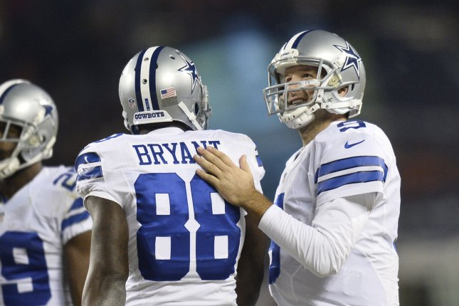 Watch Every Touchdown Pass Thrown From Tony Romo To Dez