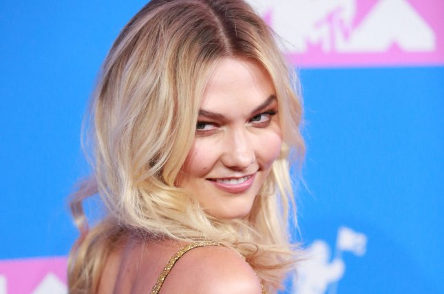 Karlie Kloss attends the MTV Video Music Awards on August 20. File Photo by Serena Xu-Ning/UPI