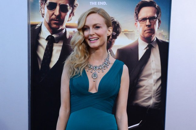 Actress Heather Graham is set to co-star in the Netflix movie, Love, Guaranteed. File Photo by Jim Ruymen/UPI