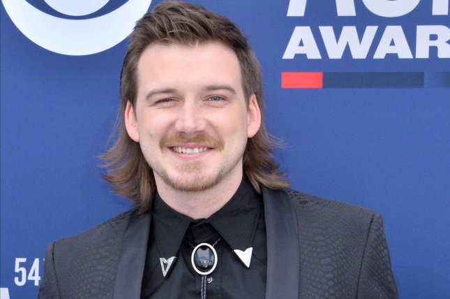 Morgan Wallen's Dangerous is the No. 1 album in the United States for a sixth week. File Photo by Jim Ruymen/UPI