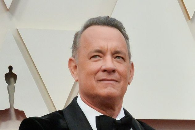 Tom Hanks appears remotely on Friday's episode of The Graham Norton Show. File Photo by Jim Ruymen/UPI