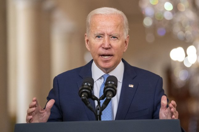 President Joe Biden and his administration have weathered considerable criticism about the execution of the long-planned withdrawal from Afghanistan, much of it focused on the complex and frustrating process for allies who needed visas in order to leave the country. Photo by Pat Benic/UPI