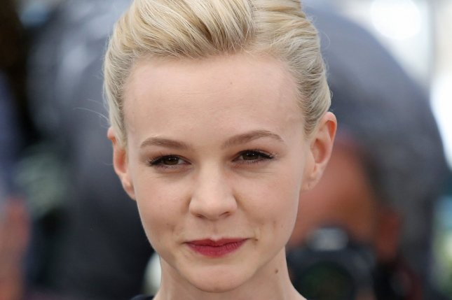 Carey Mulligan arrives at a photo call for the film Inside Llewyn Davis during the 66th annual Cannes International Film Festival on May 19, 2013. Photo by David Silpa/UPI