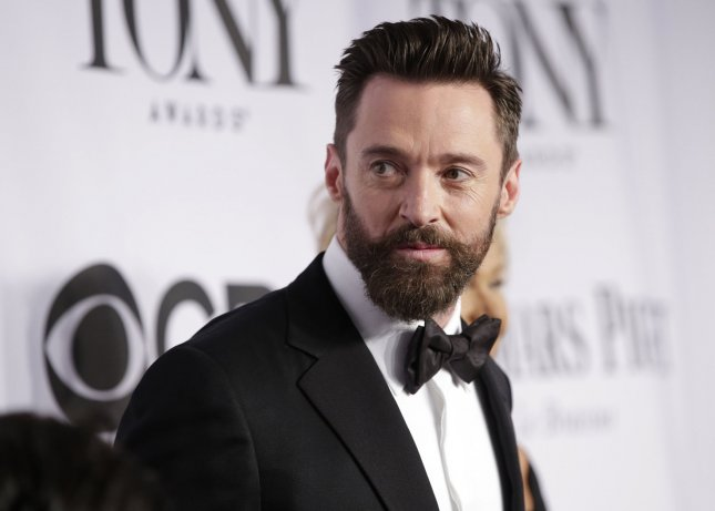 Hugh Jackman arrives on the red carpet at the 68th Tony Awards at Radio City Music Hall in New York City on June 8, 2014. File Photo by John Angelillo/UPI