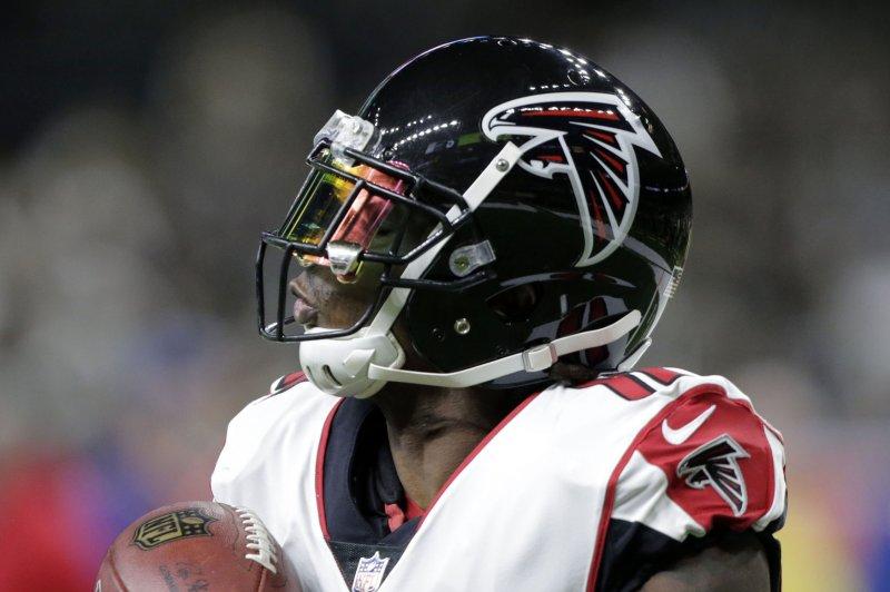 quality design e72a6 58bdd Atlanta Falcons WR Julio Jones: 'I'm not going to hold out ...