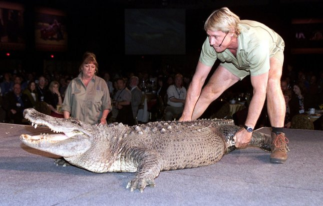 The Nile crocodile, a species identified by ancient Egyptians, is in fact two distinct species that have been going by the same name, U.S. researchers say..cc/rw/Roger Williams UPI