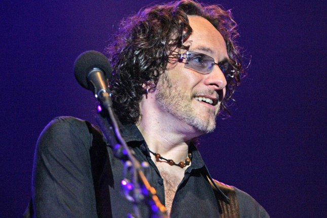 Vivian Campbell of the band Def Leppard appears in concert in San Diego on Nov. 4, 2005. Photo by Roger Williams/UPI The guitarist announced this weekend his cancer has returned.