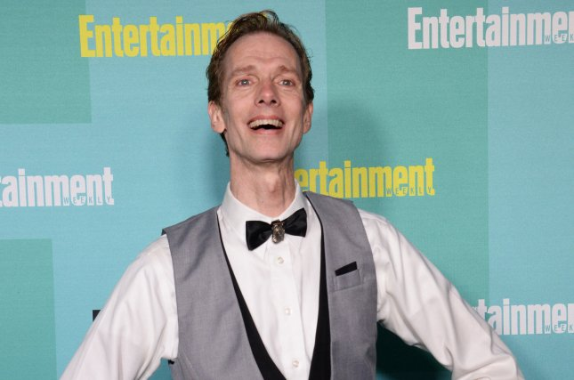 Star Trek: Discovery actor Doug Jones is seen here at Entertainment Weekly's Comic-Con closing night celebration party in San Diego on July 11, 2015. File Photo by Jim Ruymen/UPI