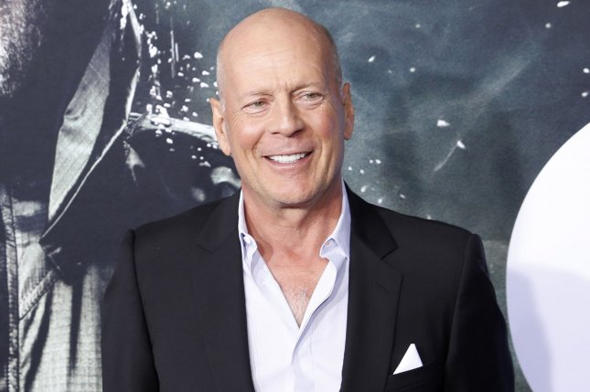 Actor Bruce Willis grew up in southern New Jersey and is an avid baseball fan.  File Photo by John Angelillo/UPI