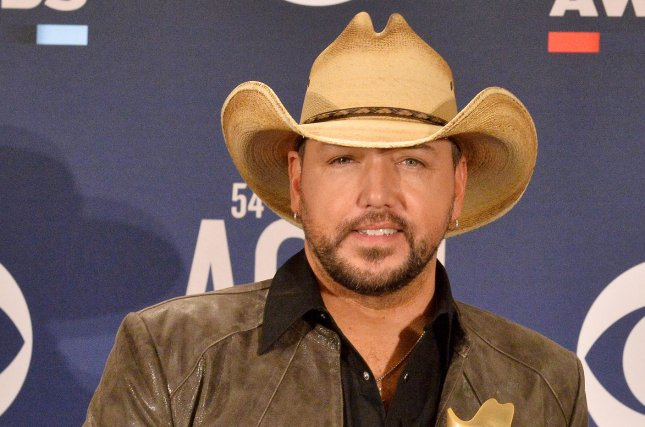 Jason Aldean will tour with Morgan Wallen, Riley Green and Dee Jay Silver in 2020. File Photo by Jim Ruymen/UPI