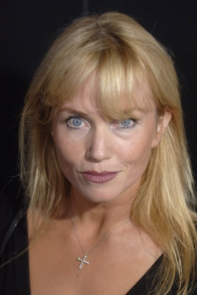 Actress Rebecca De Mornay arrives for the Los Angeles premiere of the film 'Hollywoodland' held at the Academy of Motion Pictures Arts and Sciences in Beverly Hills, California on September 7, 2006.(UPI Photo/ Phil McCarten)