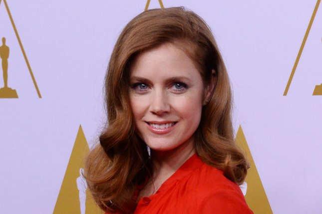 Actress Amy Adams attends the 86th annual Academy Awards nominees luncheon in Beverly Hills, California on February 10, 2014. UPI/Jim Ruymen