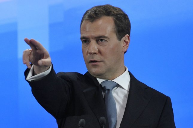 Russian President Dmitry Medvedev announced plans to visit the disputed Kuril Islands again, a disputed territory which dates back to World War II. It is a part of a handful of islands that Japan and Russia never negotiated about who controls its territorial rights.. File photo: UPI.