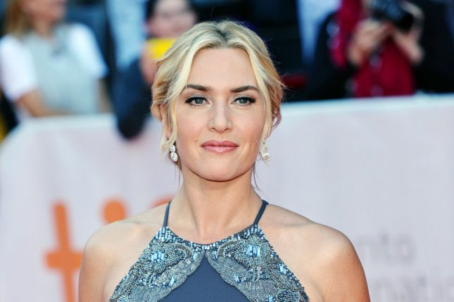 Kate Winslet arrives for the world premiere of 'The Dressmaker.' The actress has recently opened up about why she has banned the use of social media inside her house. File Photo by Christine Chew/UPI