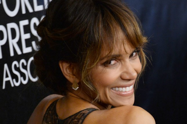 Halle Berry at the Hollywood Foreign Press Association grants banquet on August 14, 2015. File Photo by Jim Ruymen/UPI