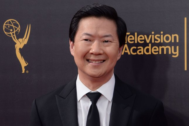 Actor Ken Jeong attends the Creative Arts Emmy Awards in Los Angeles on September 10, 2016. Jeong will serve as a judge on Roast Battle II later this month. File Photo by Jim Ruymen/UPI