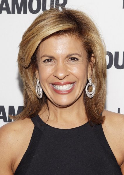 Hoda Kotb attends the Glamour Women of the Year Awards on November 11, 2013. The Today host welcomed daughter Haley in February. File Photo by John Angelillo/UPI