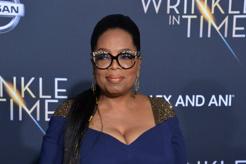 Oprah Winfrey is launching The Oprah Conversation on Apple TV+. File Photo by Jim Ruymen/UPI