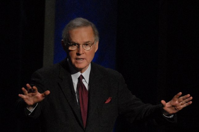 Charles Grodin died Tuesday at age 86. File Photo by Alexis C. Glenn/UPI
