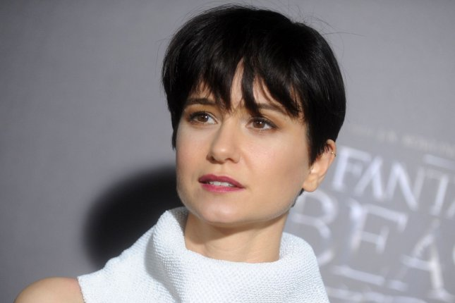 Katherine Waterston arrives on the red carpet at the Fantastic Beasts And Where to Find Them world premiere on November 10 in New York City. Waterston will soon be seen in Alien: Covenant. File Photo by Dennis Van Tine/UPI
