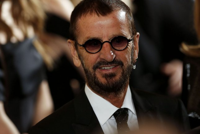 Musician And Former Beatles Member Ringo Starr At The Kennedy Center Honors Reception On December 4 2016 In Washington DC His Next Album Is Set For