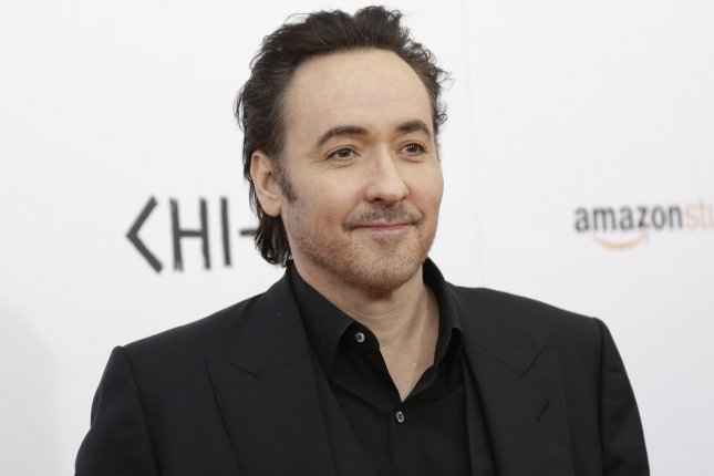Say Anything star John Cusack. The actor will be taking part in a reunion of the film with Ione Skye and director Cameron Crowe. File Photo by John Angelillo/UPI