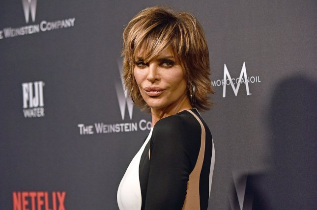 Lisa Rinna arrives at the Weinstein Company and Netflix 2017 Golden Globes after party in Beverly Hills on January 8. The actress is returning to Days of Our Lives after a four-year hiatus. File Photo by Christine Chew/UPI