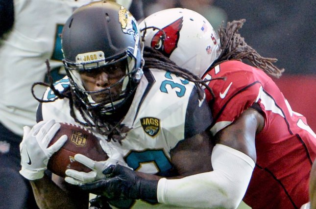 Jaguars cut RB Chris Ivory