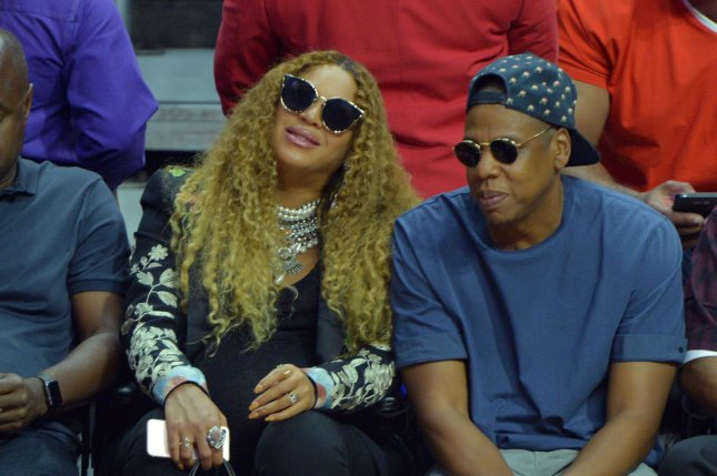 Beyonce and Jay Z released a new joint album this weekend. File Photo by Jim Ruymen/UPI