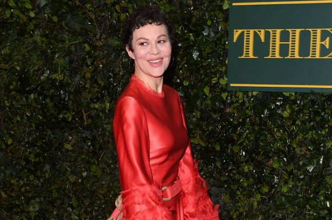 Helen McCrory died of cancer Friday at the age of 52. File Photo by Rune Hellestad/ UPI