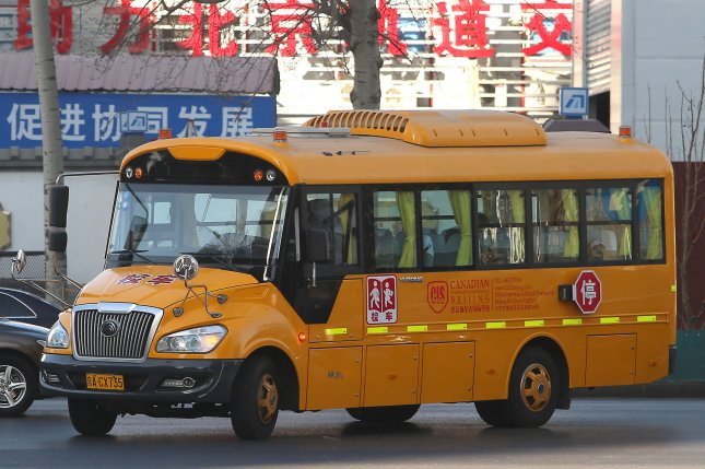 Chinese students at Baisha primary school in Luxi County, Hunan Province, were raped and molested for decades, according to Chinese authorities Tuesday. File Photo by Stephen Shaver/UPI