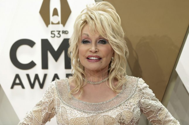 Dolly Parton will take part in iHeartMedia and P&G's Can't Cancel Pride relief benefit special Friday. File Photo by John Angelillo/UPI
