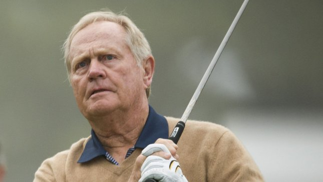 Jack Nicklaus. The Golden Bear on Merion East: Acre for Acre, it may be the best test of golf in the world. UPI/Kevin Dietsch