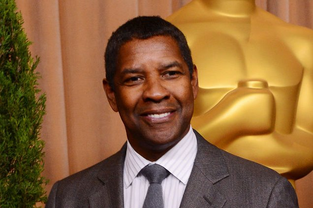 Actor Denzel Washington attends the 85th Academy Awards nominations luncheon in Beverly Hills, on February 4, 2013. UPI/Jim Ruymen