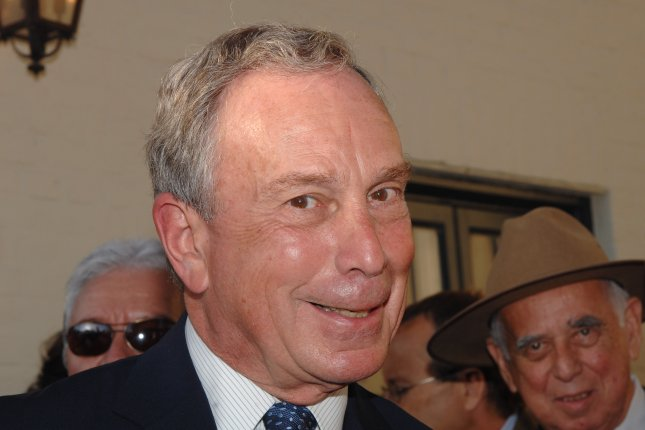 New York City Mayor Michael Bloomberg may enter the presidential race by March. UPI Photo/Jim Ruymen)..