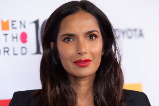 Padma Lakshmi will explore different culinary traditions in immigrant communities across the U.S. in a new Hulu series. FilePhoto by Serena Xu-Ning/UPI