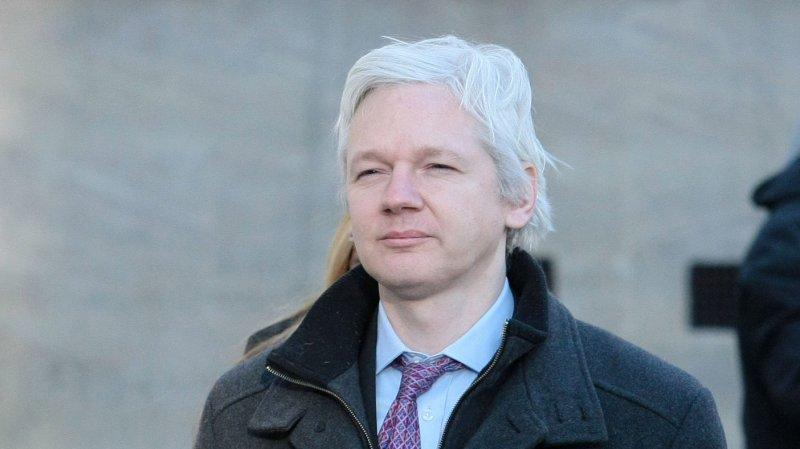 Wikileaks founder Julian Assange. UPI/Hugo Philpott