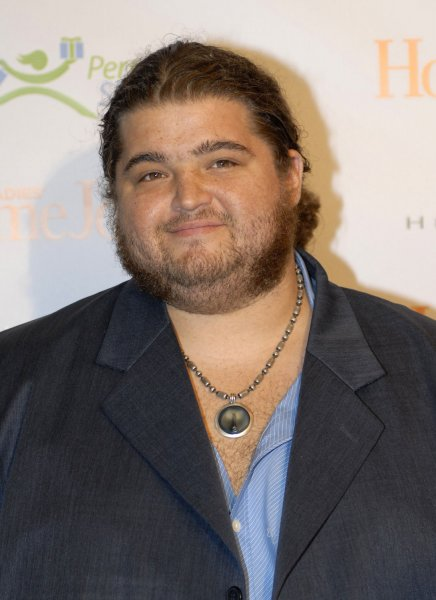Actor Jorge Garcia arrives at the 'Funny Ladies We Love' awards presented by Ladies' Home Journal, Monday Feb. 6, 2006 in Los Angeles. (UPI Photo/Michael Tweed)