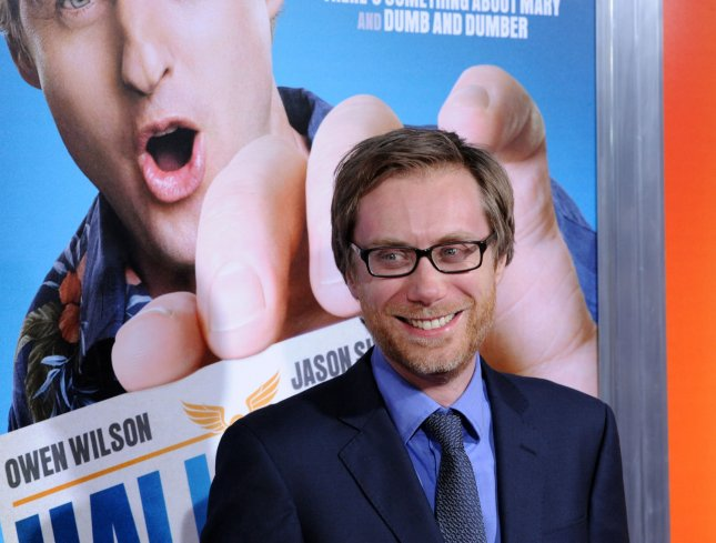 Actor Stephen Merchant, a cast member in the motion picture comedy Hall Pass, attends the premiere of the film at the ArcLight Cinerama Dome in Los Angeles on February 23, 2011. UPI/Jim Ruymen