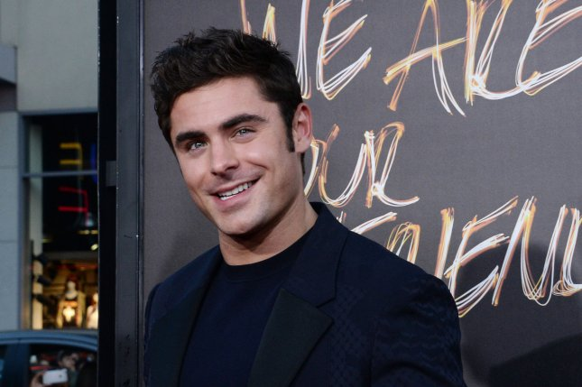 Zac Efron at the Los Angeles premiere of 'We Are Your Friends' on August 20, 2015. File photo by Jim Ruymen/UPI