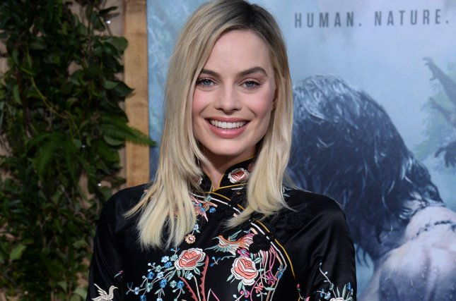 Suicide Squad star Margot Robbie attends the premiere of the motion picture adventure film The Legend of Tarzan at the Dolby Theatre in the Hollywood section of Los Angeles on June 27, 2016. Photo by Jim Ruymen/UPI