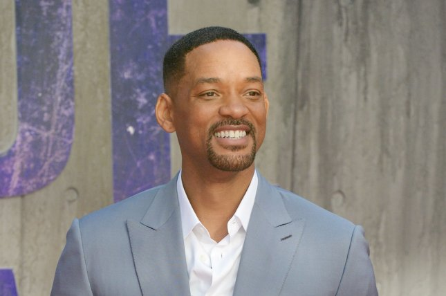 Will Smith attending the premiere of Suicide Squad at Odeon, Leicester Square in London on August 3, 2016. Smith is set to appear in action sequel Bad Boys 3 alongside Martin Lawrence which has been delayed to 2018 and has received a new title. File Photo by Rune Hellestad/ UPI